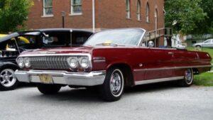 Chris Brown Car Chevrolet Impala