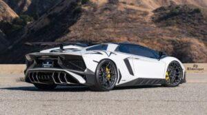 Novitec Lamborghini Aventador SV Brixton Forged Collab with R1 Motorsport