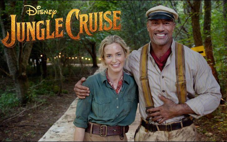 Jungle Cruise 2 Release date