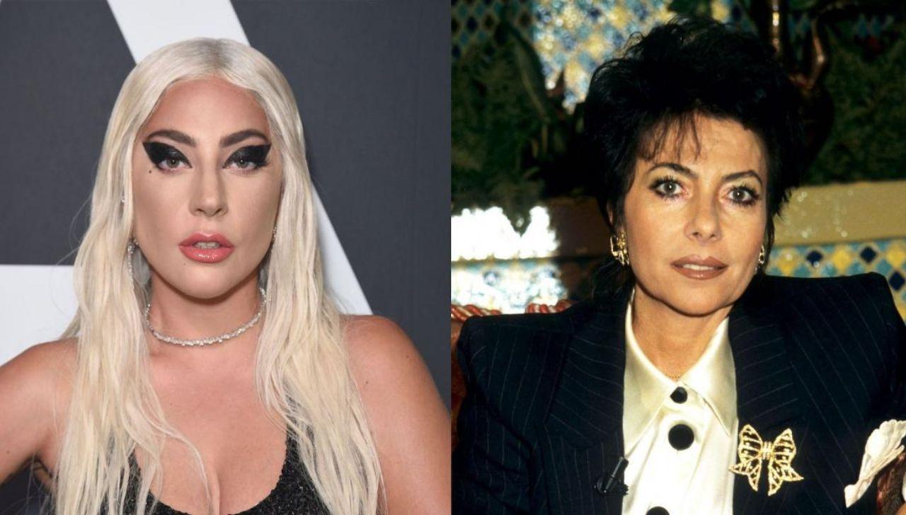 Patrizia Reggian & Lady Gaga