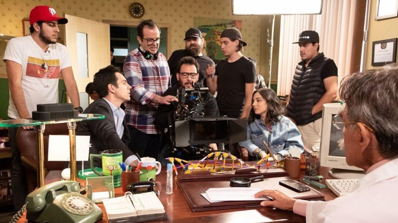 Control Z season 2 filming